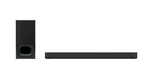 Sony HT-S350 2.1. Kanal Soundbar (incl. Subwoofer, Bluetooth, Front Surround Sound, S-Force PRO, Dolby Digital) schwarz