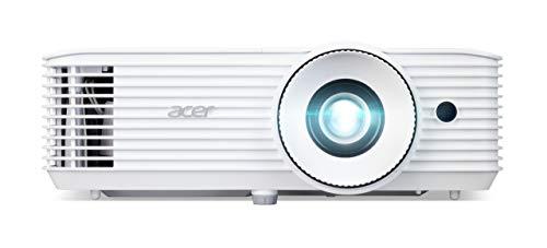 Acer H6800a (DLP-DLP Beamer (4K UHD (3.840 x 2.160 Pixel) 3.600 Lumen 10.000:1 Kontrast, 3D, Keystone, 1x 10 Watt Lautsprecher, HDMI (HDCP), Audio Anschluss) Home Cinema