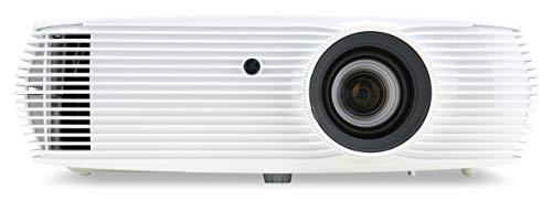 Acer P5630 (DLP Beamer (WUXGA (1.920 x 1.200 Pixel) 4.000 Lumen 20.000:1 Kontrast, 3D, Keystone, 1x16 Watt Lautsprecher, HDMI (HDCP), HDMI (mit MHL und HDCP), Audio Anschluss) Business / Education