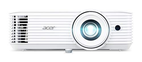 Acer X1527i DLP Beamer (Full HD (1.920 x 1.080 Pixel) 4.000 ANSI Lumen, 10.000:1 Kontrast, Keystone, 3 Watt Lautsprecher, HDMI (HDCP), Audio Anschluss) Home Cinema / Business