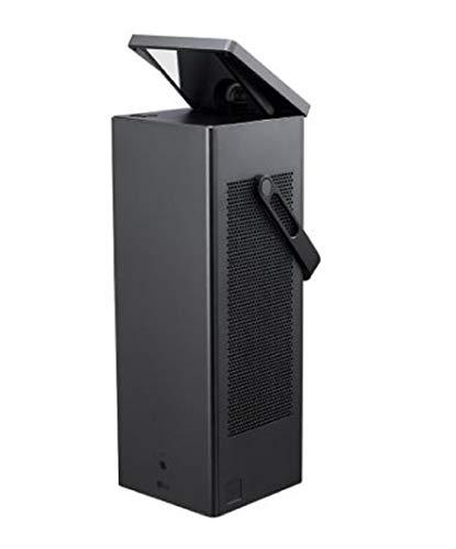 LG Beamer HU80KS bis 381 cm (150 Zoll) CineBeam Laser 4K UHD Projektor (2500 Lumen, HDR10, smarte Funktionen, Laser 20000) schwarz