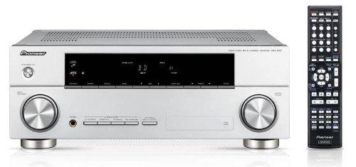 Pioneer VSX-820-S 5.1 A/V-Receiver (HDMI 1.4, Sound Retriever) silber