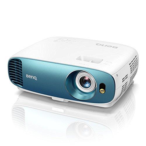 BenQ TK800M DLP Projektor (4K UHD, HDR, 96% Rec. 709, 3840 x 2160 Pixel, 3000 ANSI Lumen, 10.000:1 Kontrast)