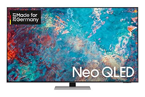 Samsung Neo QLED 4K TV QN85A 65 Zoll (GQ65QN85AATXZG), Quantum HDR 1500, Quantum-Matrix-Technologie, Ultra Viewing Angle [2021]
