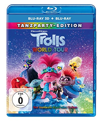 Trolls World Tour (+ Blu-ray 2D)