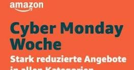 Cyber Monday Woche 2018